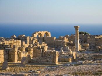 vignette Chypre kourion ruines