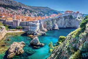 croatie dubrovnik paysage vue aeerienne 19 fo_160588424
