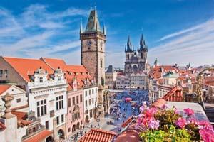 czech prague cathedrale tour horloge 68 fo_45666044