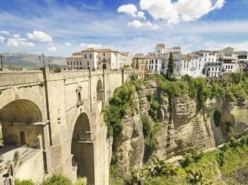 vignette Espagne ronda pont