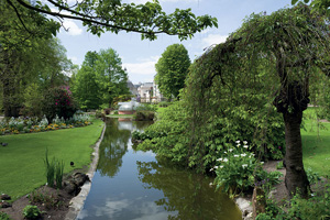 vignette France nantes jardin des plantes