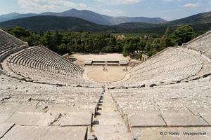grece epidaure