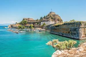 Corfou, les îles Ionniennes et les Météores en hôtels 3*