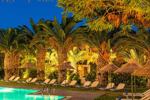 vignette Grece hotel hersonissos maris piscine