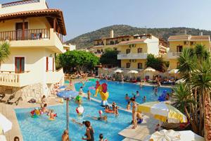 grece stalis hotel cactus beach psicine