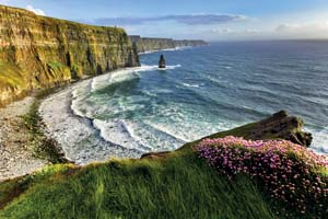 irlande co clare falaises moher coucher soleil 28 as_114730927