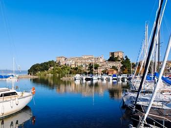 vignette Italie lac bolsena port