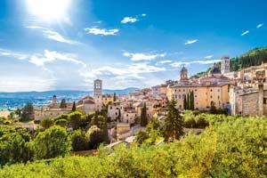 italie ombrie assise ville historique 48 as_126954708