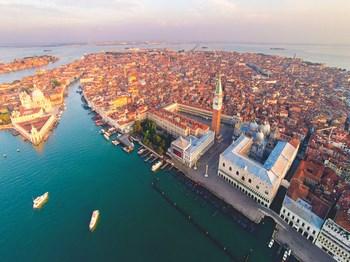 vignette Italie venise vue aerienne