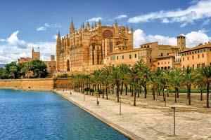 vignette La Seu la cathedrale medievale gothique de Palma de Majorque Espagne 76 as_189687541
