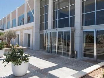 vignette Malte hotel salini resort entree