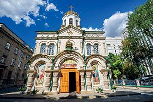 moldavie chisinau eglise transfiguration  fo