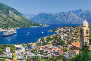 vignette Montenegro Kotor