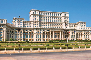roumanie bucarest palais  it