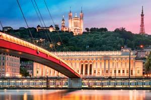 vignette Saone river Lyon France 82 as_191915687