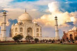 vignette Taj Mahal Agra Inde monument historique au lever du soleil 78 as_190469451