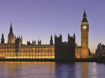 vignette angleterre londres parlement big ben nuit