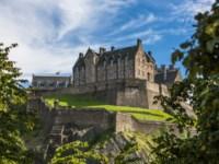 ecosse edimbourg castle