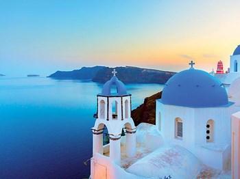 vignette europe grece santorin