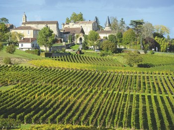 vignette france saint emilion vue ensemble