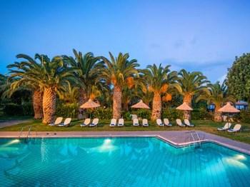 vignette grece crete hotel hersonissos maris piscine