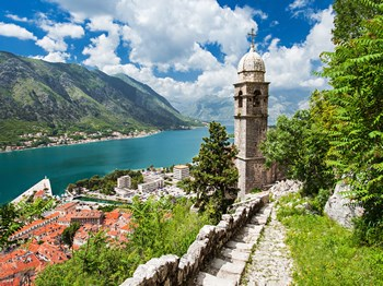 montenegro kotor eglise