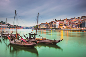 vignette portugal porto