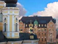 russie hotel dostoevsky facade