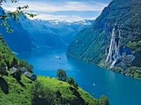 vignette fjords norvege
