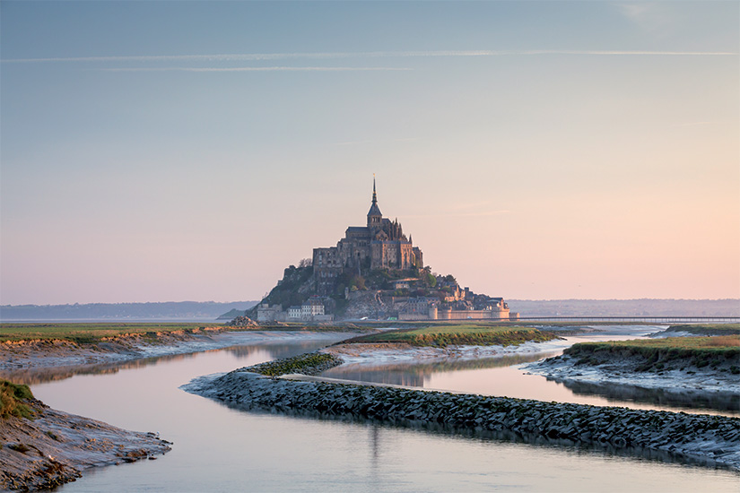 (image) image Cathedrale du Mont Saint Michel Normandie France 04 as_221016726