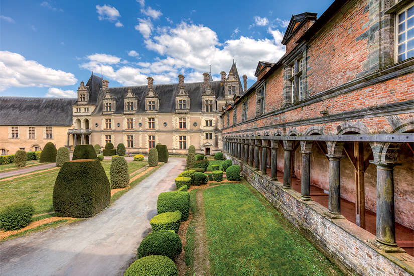 (image) image Chateaubriant Castle France 53 as_147701581