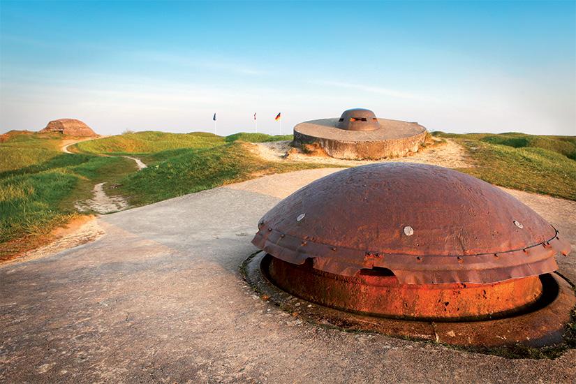 (image) image Fort Douaumont at Verdun 81 it_533843474