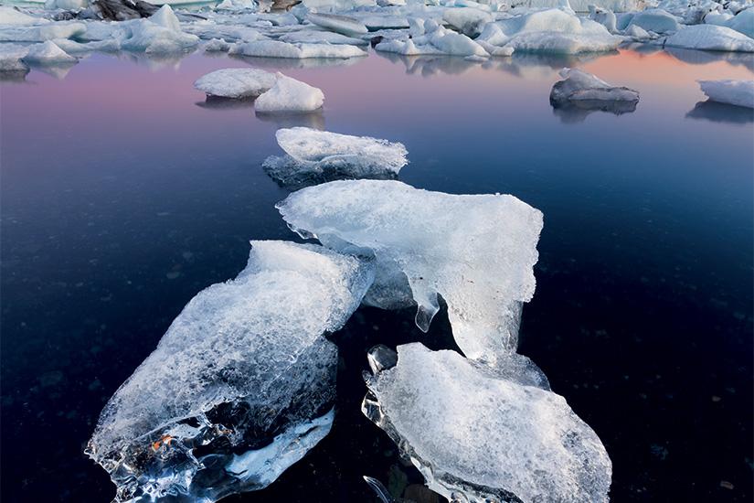 (image) image Islande Jokulsarlon Les icebergs 04 fo_58276469