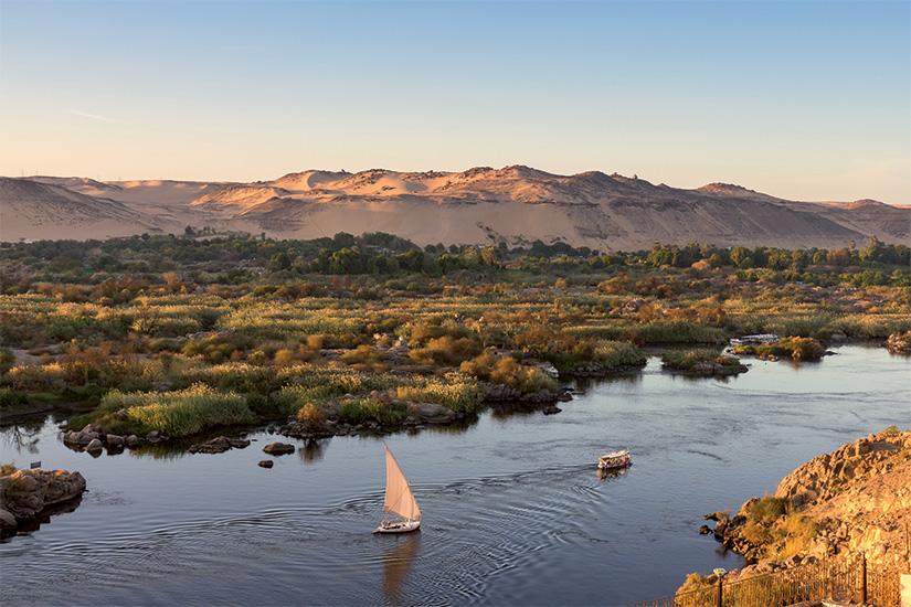 Image la vie sur le fleuve nil assouan egypte 05 as_70782934