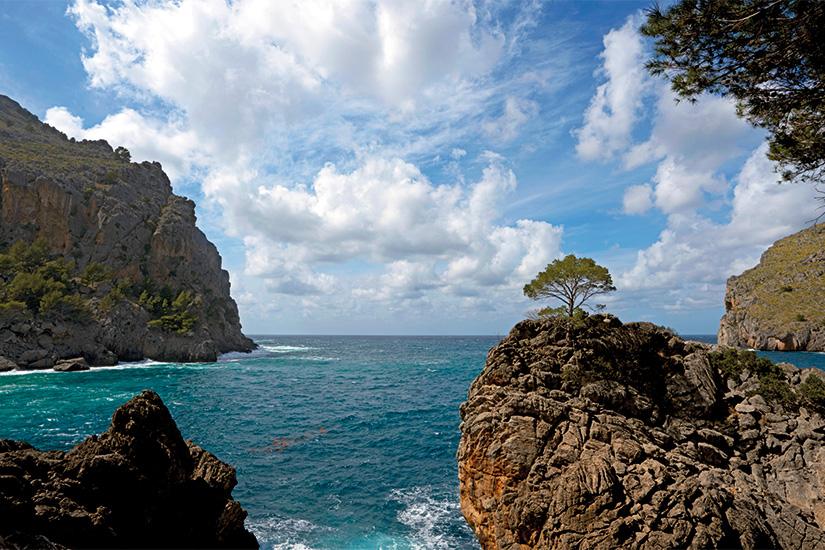 (image) image Littoral paysages pres de calobra plage majorque 54_145614083
