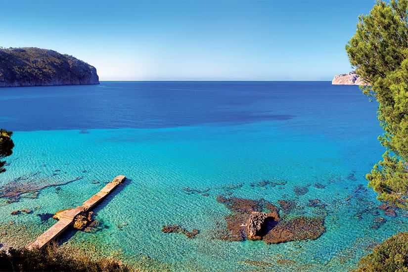 (image) image Vue idyllique sur la mer a Majorque 35 as_55093602