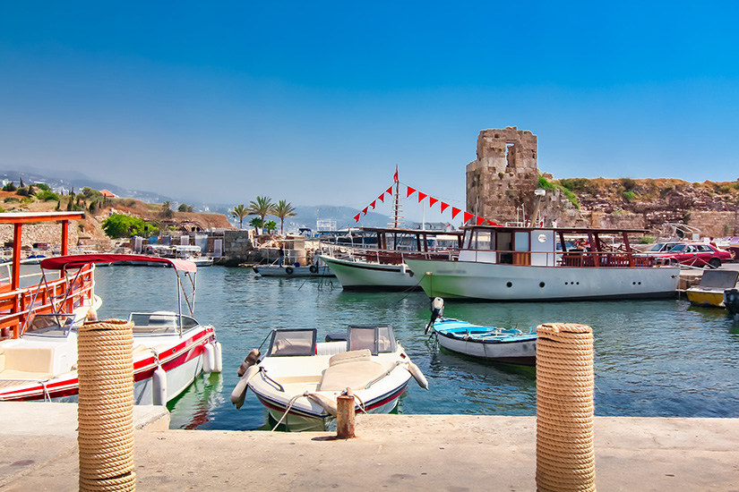 (image) image liban byblos ancienne forteresse 05 as_221559907