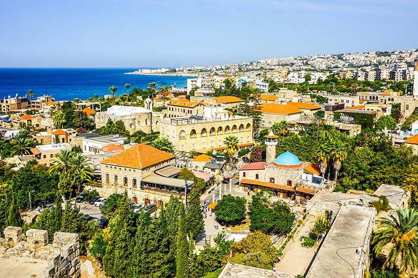 (image) image liban byblos citadelle croises 06 as_241354399