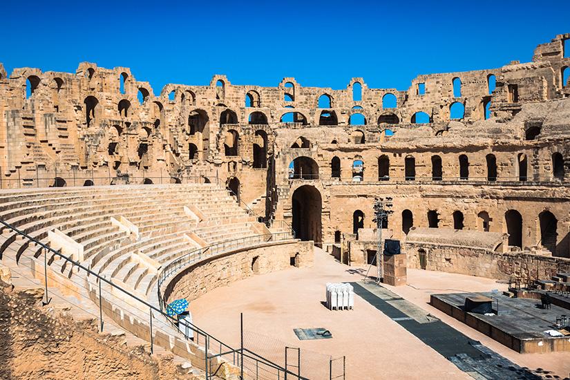 (image) image tunisie el jem amphitheatre 02 it_525381345