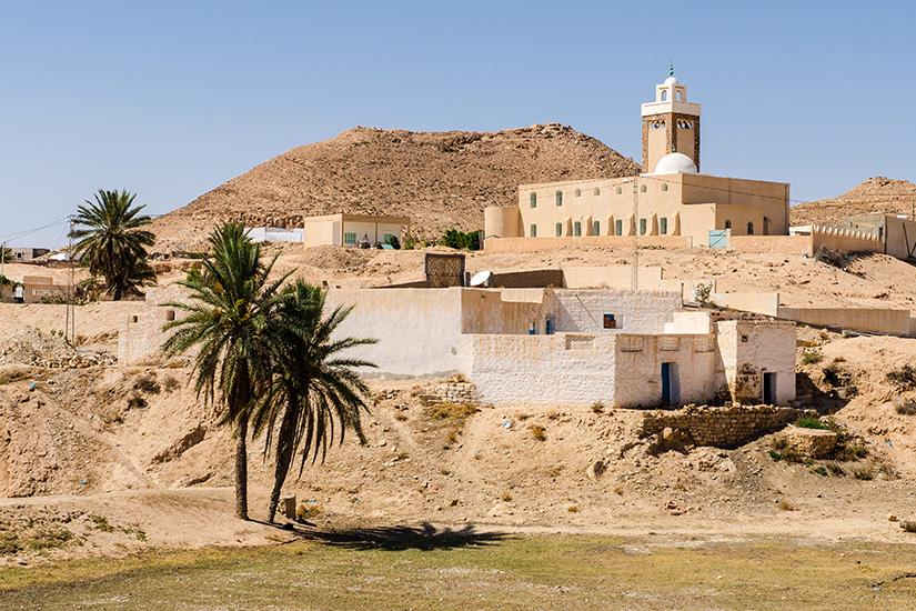 (image) image tunisie matmata mosquee 18 it_498257488