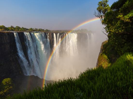 (image)image afrique du sud zimbabwe victoria falls