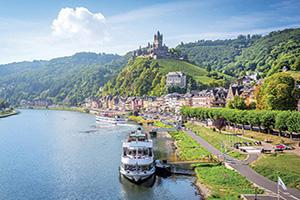 (vignette) Vignette Allemagne Cochem sur la Moselle  fo
