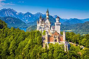 (vignette) Vignette Allemagne Fussen Chateau Neuschwanstein  it