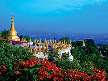 (vignette) Vignette Asie Birmanie Colline de Mandalay