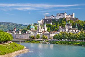 (vignette) Vignette Autriche Salzbourg Ville historique  it