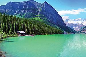 canada alberta lac louise  fo