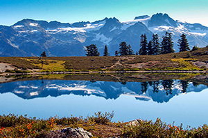 canada whistler panorama  it