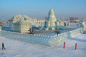 chine harbin sculpture de glace  fo