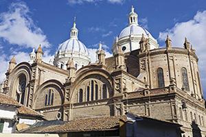 equateur cuenca cathedrale de iimmaculee conception  it