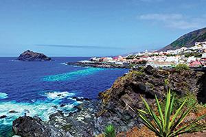 (vignette) Vignette Espagne Tenerife Garachico Panorama  it